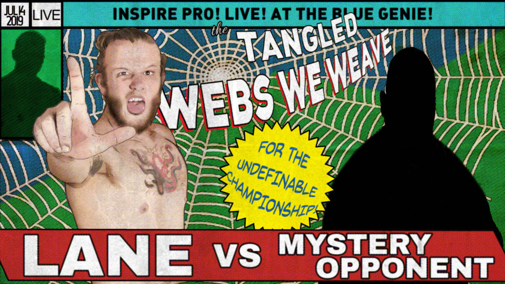 The Tangled Webs We Weave — 7 14 19 in Austin! — Inspire Pro